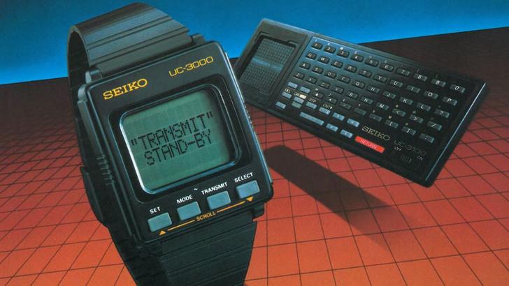Фото №1 - Какими были смарт-часы в докомпьютерную эпоху: 5 главных моделей ХХ века
