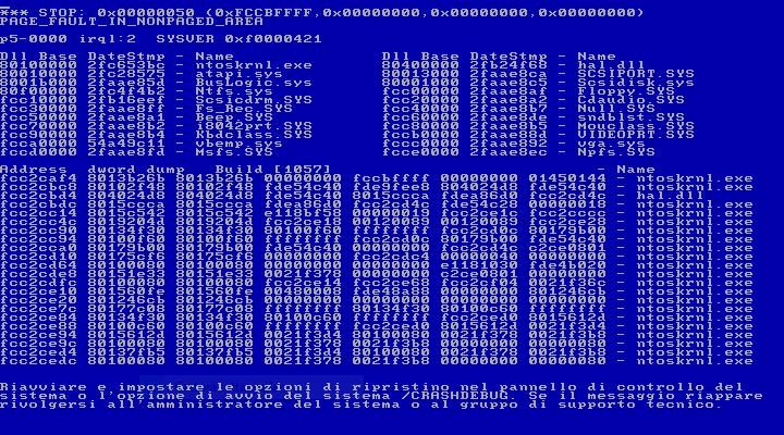 Фото №4 - 35 лет ОС Windows: история голубого экрана смерти