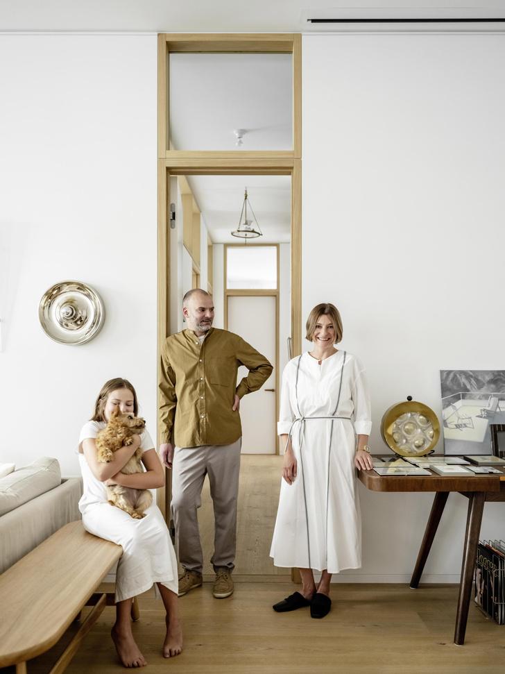 Фото №7 - Квартира архитекторов Наталии Трофимовой и Владимира Белоусова в Москве