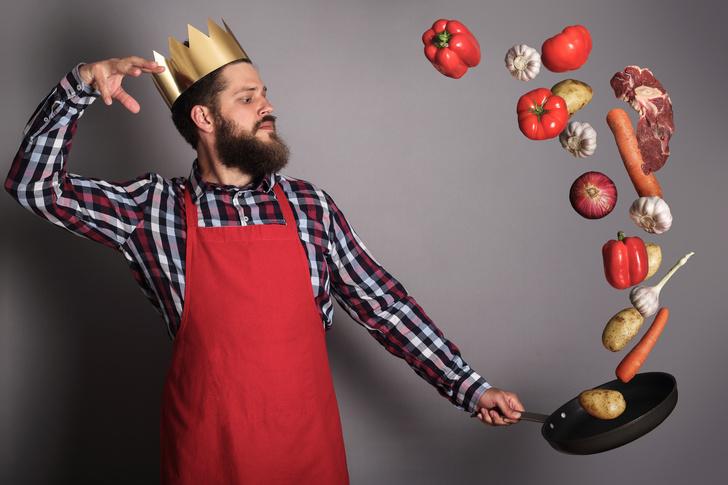 Фото №1 - Гастрономический гороскоп: какой едой соблазнять мужчину по его знаку Зодиака
