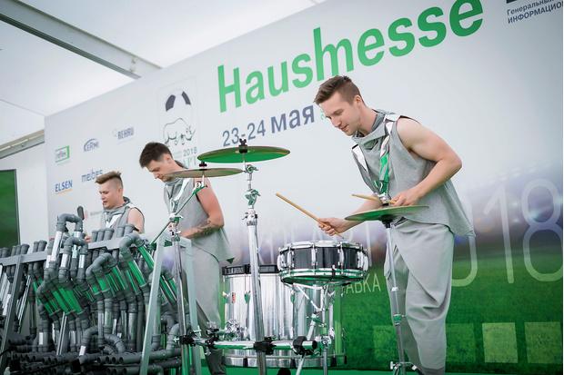 Фото №3 - Домашняя выставка Hausmesse 2021 компании «Хогарт»