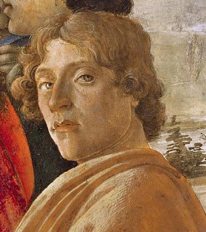 Фото №15 - 14 символов, зашифрованных в «Венере» Боттичелли