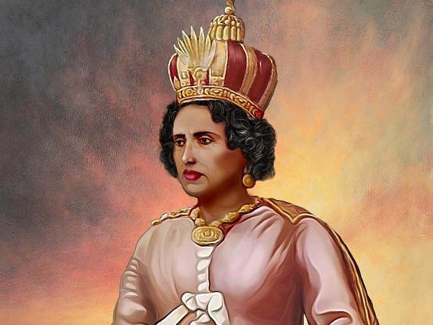 Фото №1 - Безумная королева Ранавалуна I: как крестьянка стала самой кровавой правительницей Мадагаскара