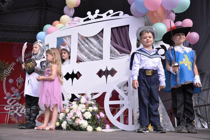 Фото №1 - День защиты детей в парке «Кузьминки»
