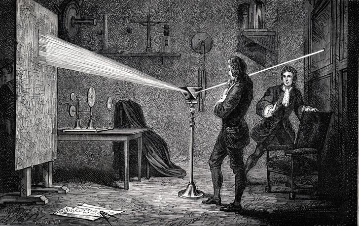 Фото №1 - Рукопись Ньютона ушла с молотка более чем за 2 миллиона долларов