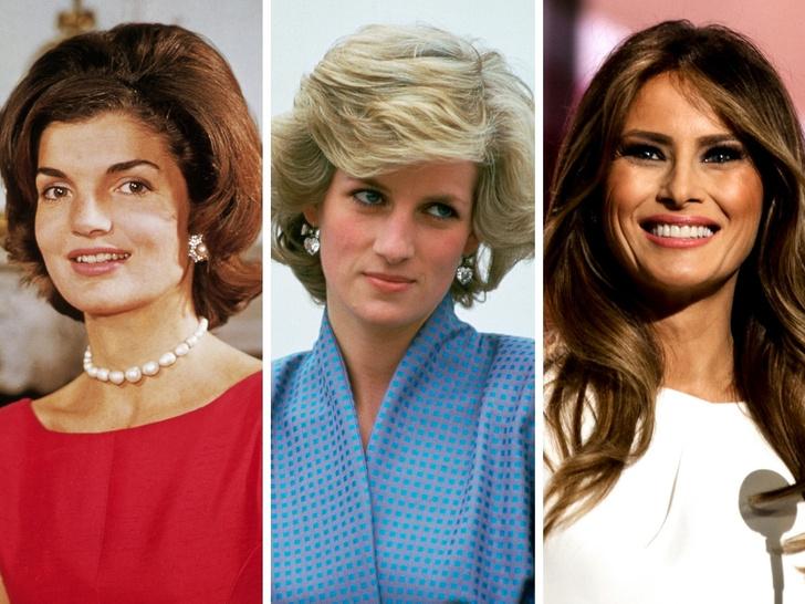 Фото №1 - Вечная классика: 6 причесок принцесс и первых леди, которые никогда не выйдут из моды
