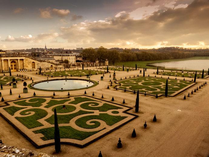 Версаль, Париж, Франция
