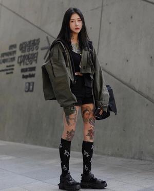 Фото №5 - 3 фишки азиатского стритстайла, которые стоит взять на заметку