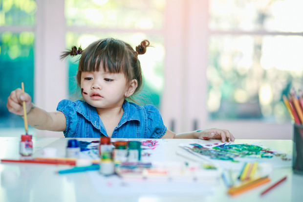 Фото №2 - 5 развивающих детских игр из подручных материалов