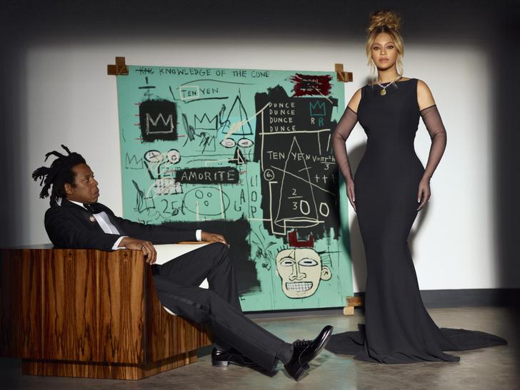 Фото №5 - О любви: как выглядит новая кампания Tiffany & Co. с Бейонсе и Джей-Зи