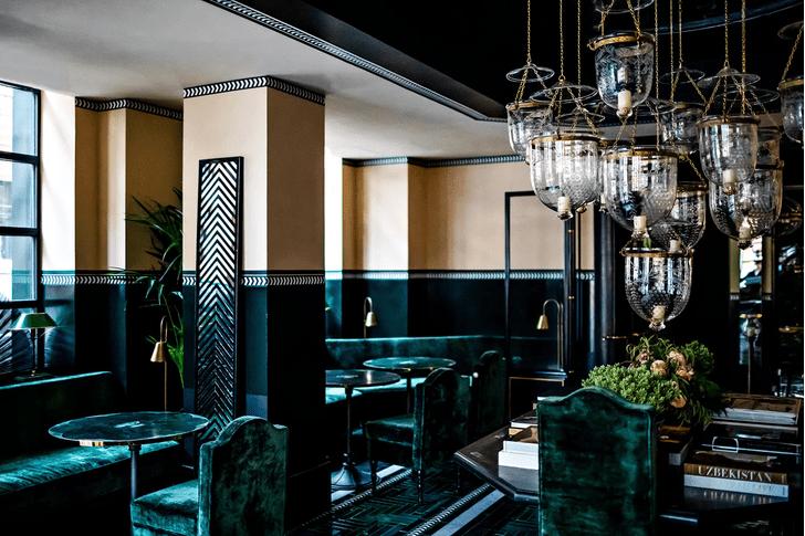 Фото №1 - Парижский отель с английским очарованием