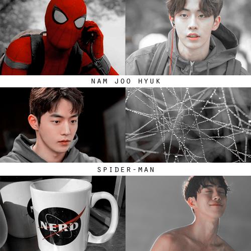 Фото №6 - Корейский Marvel: кто играл бы в «Мстителях», если бы их снимали в Южной Корее 🐱🏍