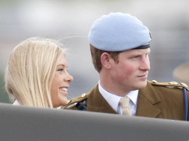 Фото №3 - Последняя капля: из-за чего первая любовь принца Гарри бросила его