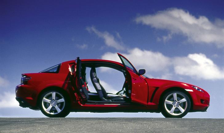 Фото №1 - Очевидные и невероятные: 7 самых необычных автомобилей Mazda