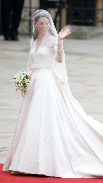 Фото №2 - Реальная любовь: самый трогательный факт о свадьбе Уильяма и Кейт