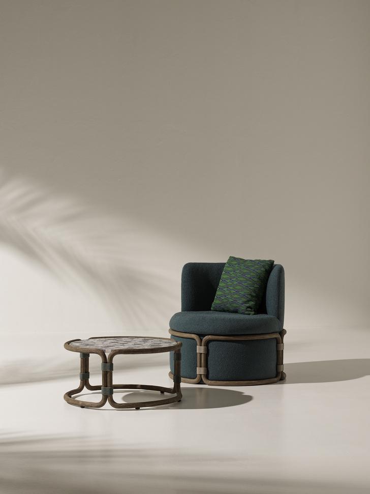 Фото №6 - Летний сезон: новая коллекция мебели от Ethimo