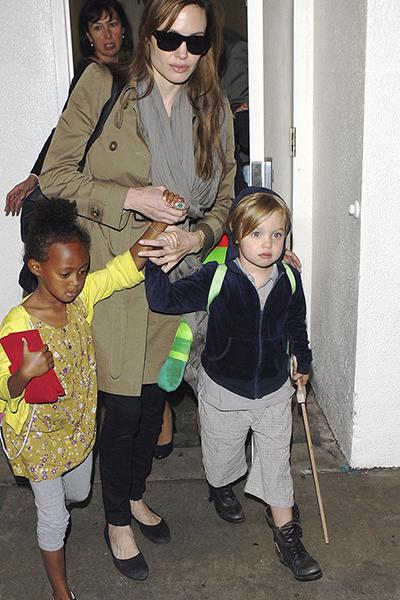 Фото №5 - Что происходит с Шайло Джоли-Питт?