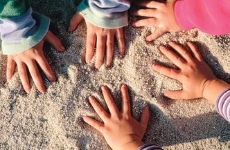 Фото №3 - Первый опыт в песочнице