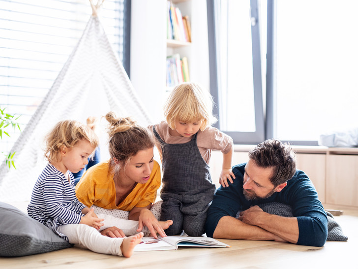 Фото №2 - Осознанное родительство: простые правила воспитания счастливых детей