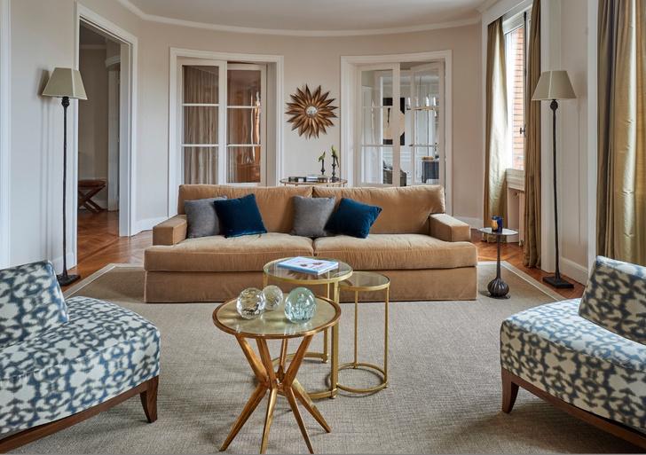 Фото №2 - Стильная парижская квартира для американской пары