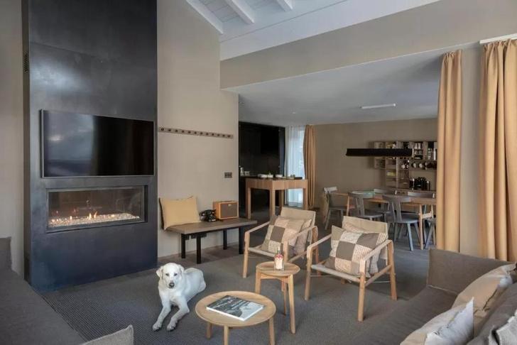 Фото №6 - Обновленный отель Cervo Mountain Resort в Церматте