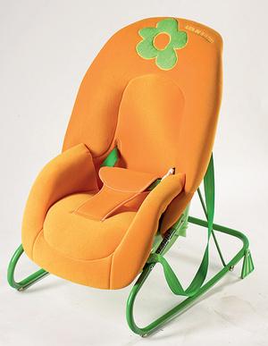 Фото №4 - Кресло-качалка для малыша