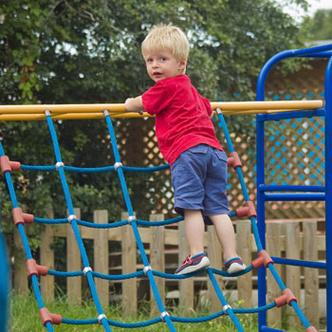 Фото №1 - Активность малыша важна для взрослого