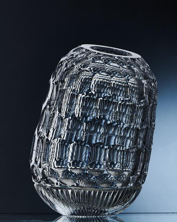 Фото №4 - Хрустальные вазы Ольги Трейвас