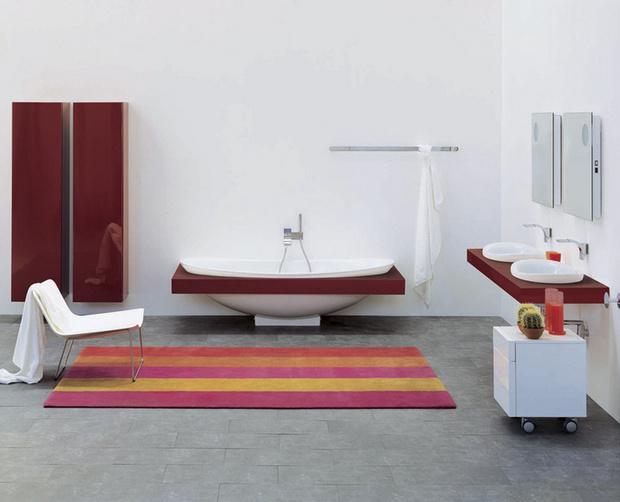 Фото №27 - Дизайн ванной: модные тенденции