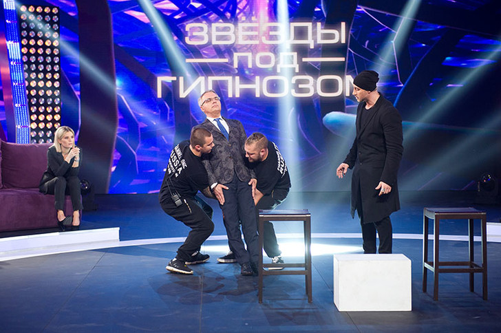 Фото №2 - «Звезды под гипнозом»: мнение участников о шоу