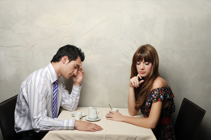 7 signs that the relationship will not work out