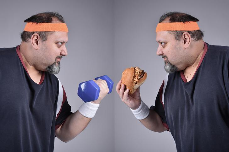 Фото №1 - Исследование: какой фастфуд можно есть после тренировки
