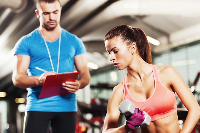 Лучшие тренировки для новичков в фитнесе