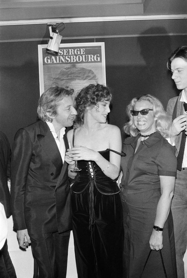 Фото №16 - Серж Генсбур и Джейн Биркин— самая стильная пара своего поколения. И вот почему