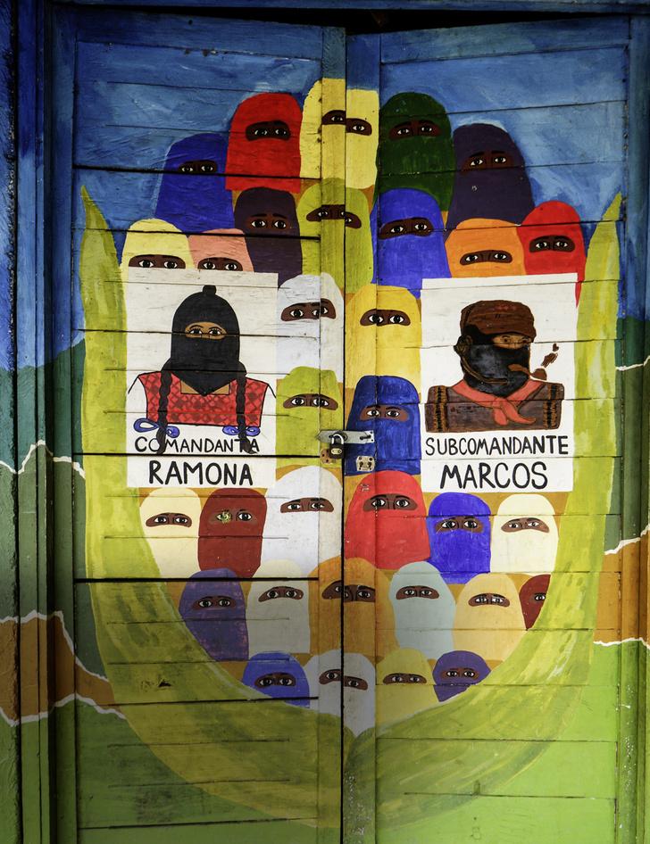 Фото №7 - Новый мир в штате Чьяпас: жизнь революционных сапатистов в Мексике
