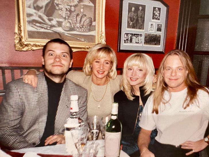 Оксана Пушкина показала фото Федора Бондарчука с волосами, где его не узнать: инстаграм