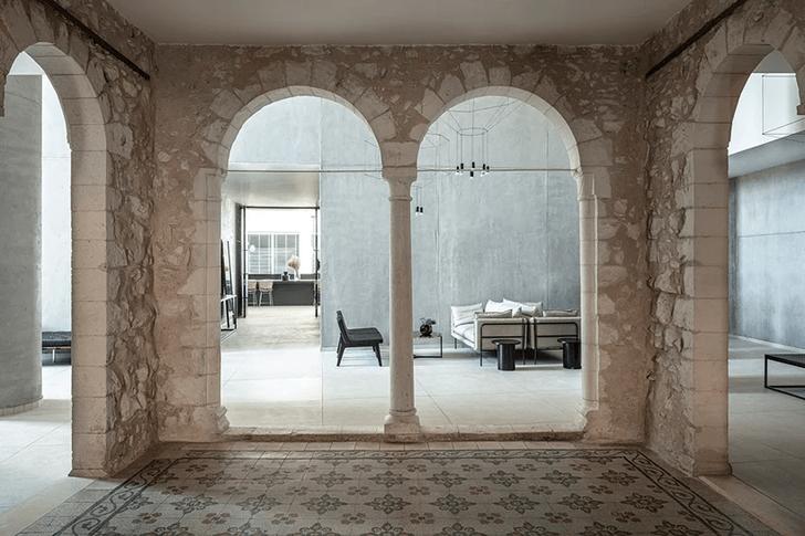 Фото №1 - Отель в здании времен Османской империи