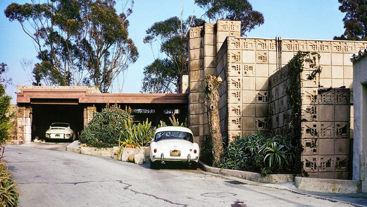 Фото №1 - В Калифорнии продается дом Фрэнка Ллойда Райта
