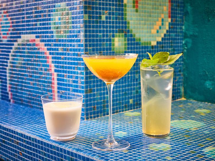 Фото №1 - Самая неожиданная коллаборация сезона: невероятные коктейли от «С.И.Д.Р. Групп» и косметического бренда Erborian