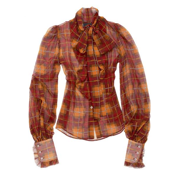 Блуза из шелка, D&G