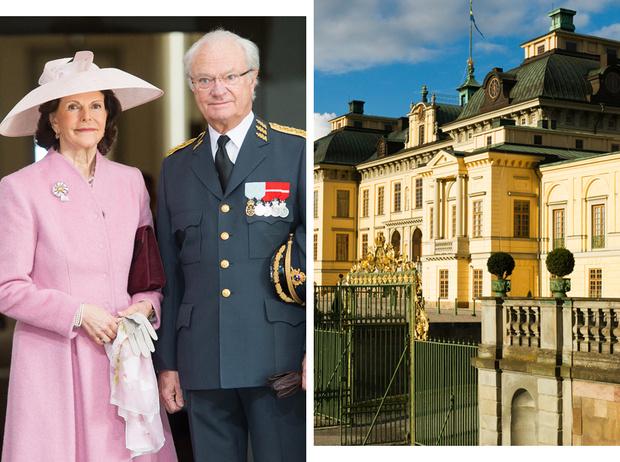Фото №1 - Белая леди и Серый мужчина: чьи призраки пугают королевскую семью Швеции