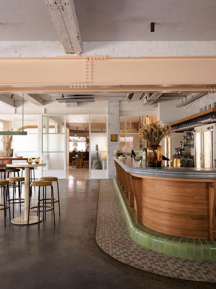 Фото №6 - Ресторан с отсылками к ар-деко в Сиднее