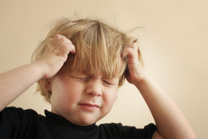 Головная боль у ребенка причины
