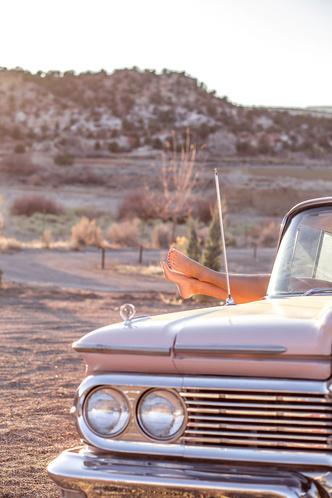 Фото №14 - Современный кемпинг на Диком Западе
