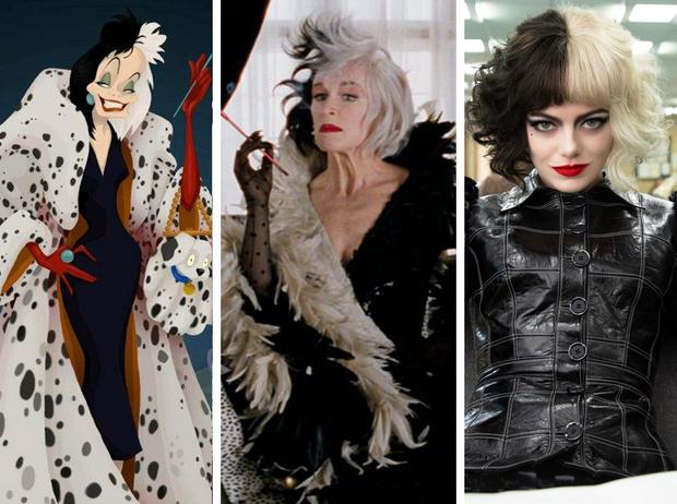 Фото №1 - Круэлла Де Виль: модная эволюция самой стильной злодейки