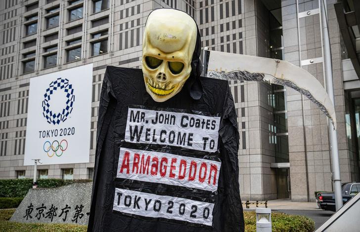 Фото №1 - Нашествие устриц, сбежавший штангист и отстранение России: чем запомнится начало Олимпиады в Токио