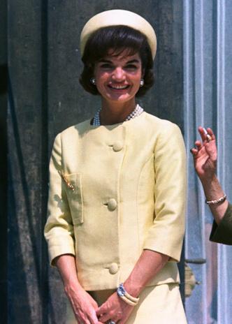 Фото №8 - Модный список Первой леди: любимые бренды Жаклин Кеннеди