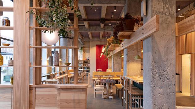 Фото №1 - POPL: бургерная при ресторане Noma в Копенгагене