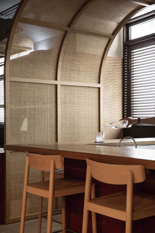 Фото №6 - Ресторан Whey в Гонконге по проекту Snøhetta