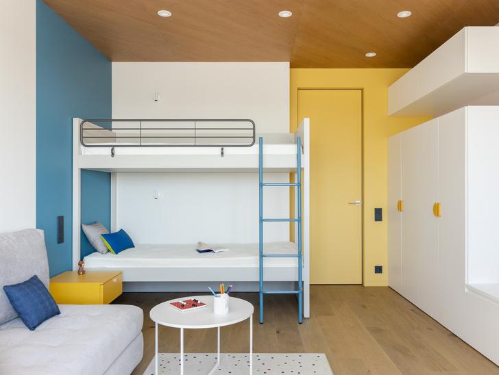 Фото №13 - Уютная квартира 120 м² для большой семьи в Москве
